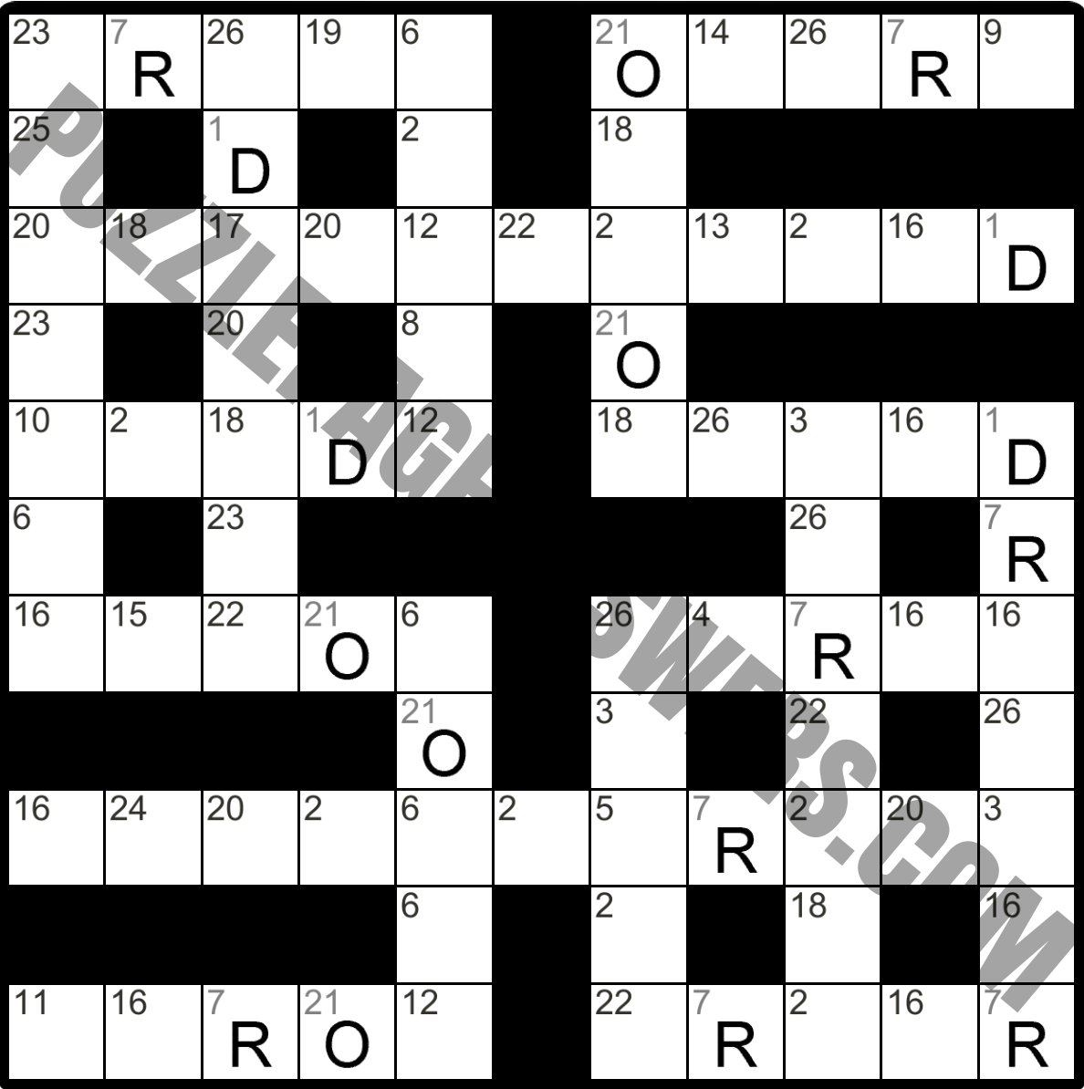 Puzzle Page Codeword January 10 2021 Answers Puzzlepageanswers Com