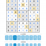 Puzzle Page Daily Sudoku October 9 2018 Answers