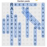 Puzzle Page Daily Word Search December 5 2018 Answers